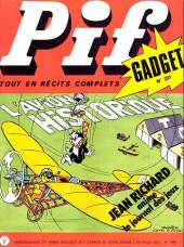 Pif (Gadget) -227- L'avion historique