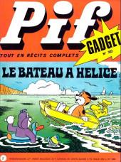 Pif (Gadget) -222- Le bateau à hélice