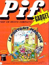 Pif (Gadget) -216- Le portrait magique