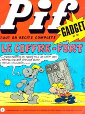 Pif (Gadget) -217- Le coffre-fort