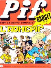Pif (Gadget) -226- L'adhépif