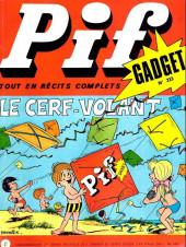 Pif (Gadget) -233- Le cerf-volant