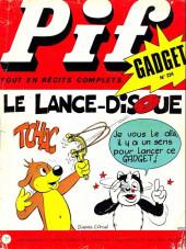 Pif (Gadget) -234- Le lance-disque