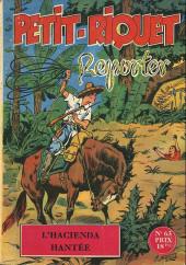 Petit-Riquet reporter -63- L'hacienda hantée
