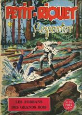Petit-Riquet reporter -56- Les forbans des grands bois