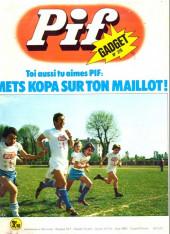 Pif (Gadget) -276- Album de la coupe du monde 74
