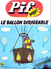 Pif (Gadget) -284- Le ballon dirigeable