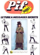 Pif (Gadget) -287- Le tube à messages secrets