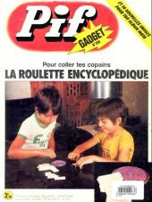 Pif (Gadget) -300- La roulette encyclopédique