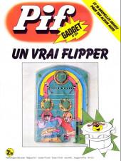 Pif (Gadget) -294- Un vrai flipper
