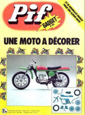 Pif (Gadget) -293- Une moto à décorer