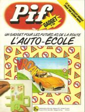 Pif (Gadget) -296- L'auto école