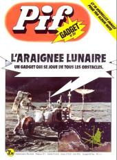 Pif (Gadget) -297- L'araignée lunaire