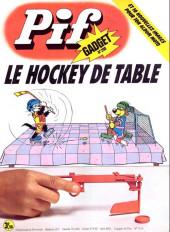 Pif (Gadget) -298- Le hockey de table