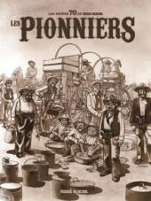 Fluide Glacial (Hors série) -1- Les pionniers - Les années 70 de Fluide Glacial
