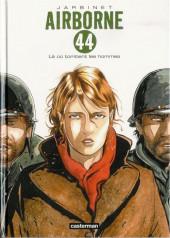 Airborne 44 -1a2009- Là où tombent les hommes