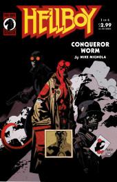 Hellboy (1994) -17- Conqueror Worm (1)