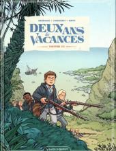 Deux ans de vacances (Brrémaud/Chanoinat/Hamo)