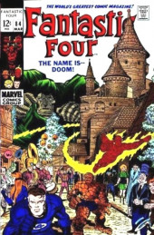 Fantastic Four (1961) -84- The name is doom!