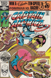 Captain America (1968) -266- fly from the thunderhead