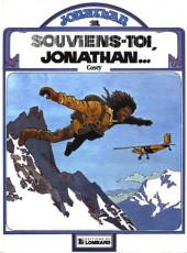 Jonathan -1a1983- Souviens-toi, jonathan...