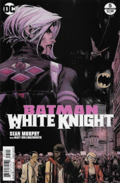 Batman: White Knight (2017) -5- Issue 5