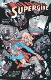 Supergirl (2005) -INT03- Ghosts of krypton