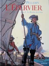 L'Épervier (Pellerin) -2d2016- Le Rocher du crâne