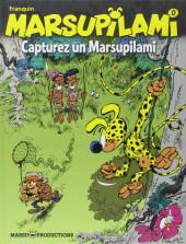 Marsupilami -0a12- Capturez un marsupilami
