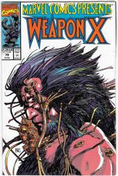 Marvel Comics Presents Vol.1 (Marvel Comics - 1988) -78- Weapon X
