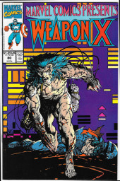 Marvel Comics Presents Vol.1 (Marvel Comics - 1988) -80- Weapon X