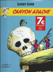 Lucky Luke -37d2015ES- Canyon Apache