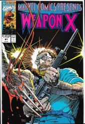 Marvel Comics Presents Vol.1 (Marvel Comics - 1988) -81- Weapon X