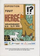 (AUT) Hergé -Cat- Tout Hergé - Welkenraedt