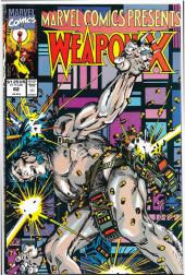 Marvel Comics Presents Vol.1 (Marvel Comics - 1988) -82- Weapon X
