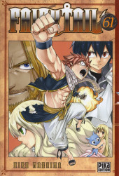 Fairy Tail -61- Tome 61