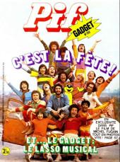 Pif (Gadget) -312- C'est la fête ! et le gadget : le lasso musical