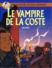 Dick Hérisson -4- Le vampire de la coste