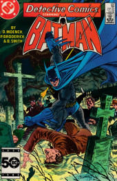 Detective Comics (1937) -552- A stump grows in Gotham