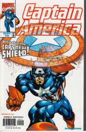 Captain America (1998) -9- American nightmare chapter one