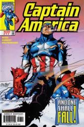 Captain America (1998) -17- Extreme prejudice