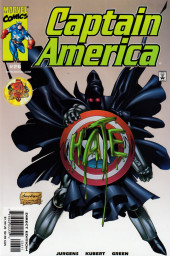 Captain America (1998) -26- Twisted tomorrows part 2