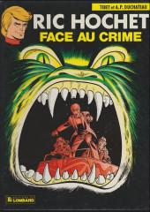 Ric Hochet -38a87- Face au crime