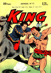King (Mondiales) -13- Matoaka la reine indienne