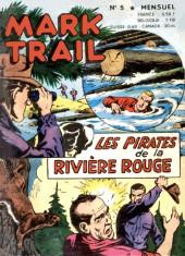Mark Trail -5- Les pirates de la rivière rouge