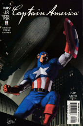 Captain America (2002) -18- Captain america lives again chapter 2