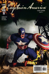 Captain America (2002) -20- Captain america lives chapter 4