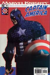 Captain America (2002) -21- Homeland part 1