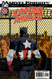 Captain America (2002) -22- Homeland part 2