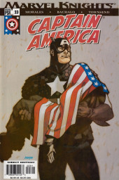 Captain America (2002) -23- Homeland part 3